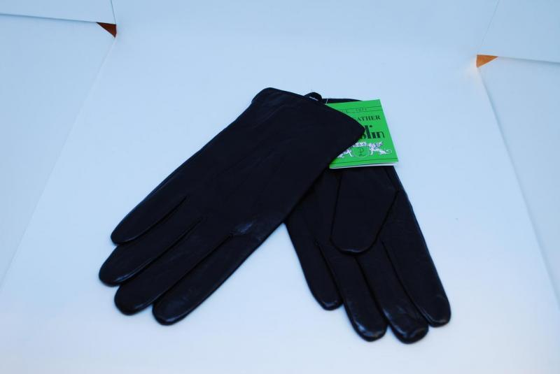 Перчатки кожаные мужские Paulolin Romania 2015