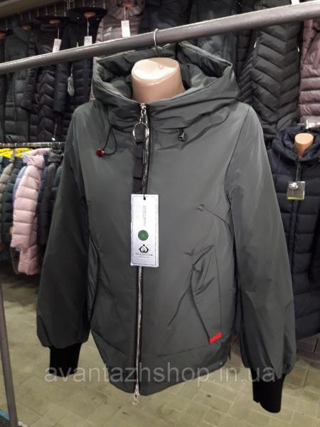 Женская куртка демисезонная Meajiateer 05