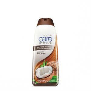 Фото Серия Care Шампунь для волосся з олією кокоса «Відновлення»