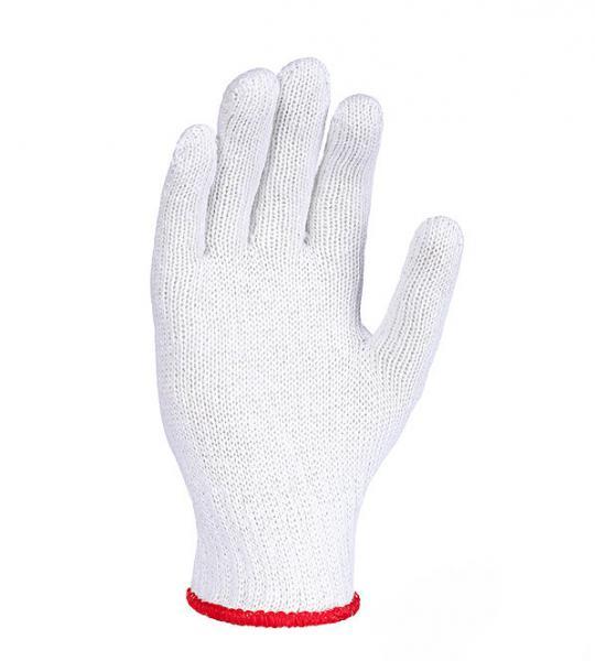 Перчатки рабочие Doloni без ПВХ  (отбеленная) 576