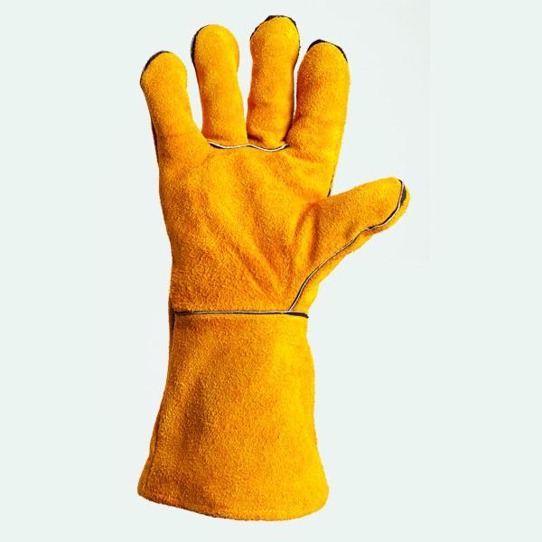 Перчатки сварщика кожаные Doloni