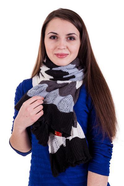 Женский шарф зима-осень  ASHMA