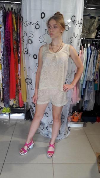 Женские шорты летние дизайнерские