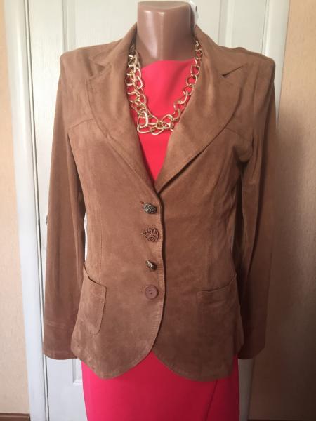 Пиджак женский летний деловой офисный нарядный длинный рукав легкийRinascimento