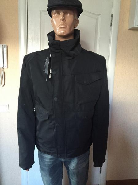 Куртка мужская черная Antony Morato 50
