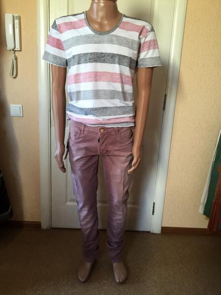Джинсы мужские узкие Super Skinny Antony Morato