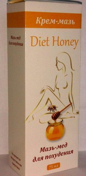 Diet Honey - Мазь-мед для похудения (Диет Хани)