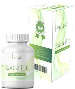 Prof Extra Fit - капсулы для похудения (Проф Экстра Фит)