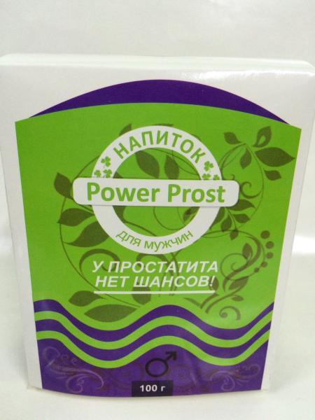 POWER PROST - Напиток от простатита (Повер Прост)