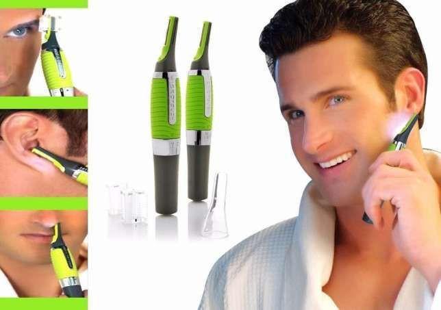 Триммер универсальный micro touch Max бритва для носа и ушей