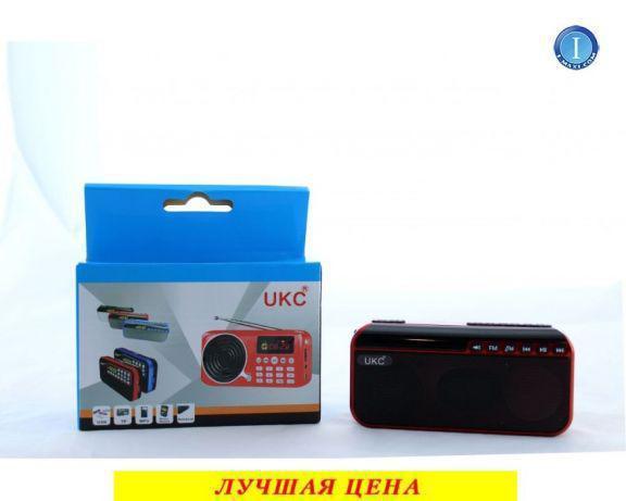 Портативная радио колонка UKC SPS U188