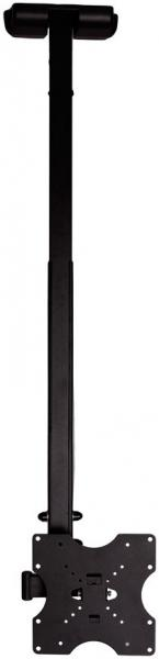 Кронштейн Квадо К-81. Наклонно-поворотное потолочное крепление для ТВ с VESA до 200х200мм