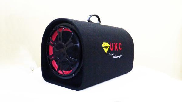 "10"" Активный сабвуфер бочка UKC c Bluetooth 1800W + пульт"