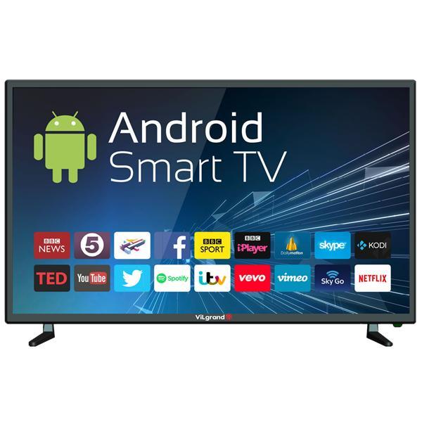 Телевизор 32``SMART ViLgrand VTV32AТC-SМ