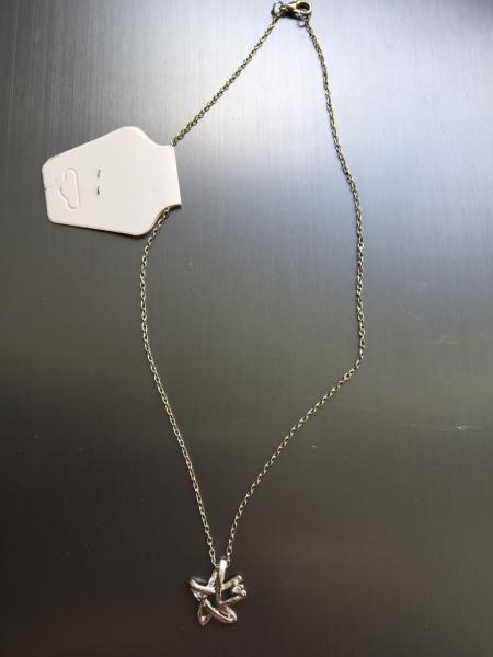 Кулончик на шею бижутерия