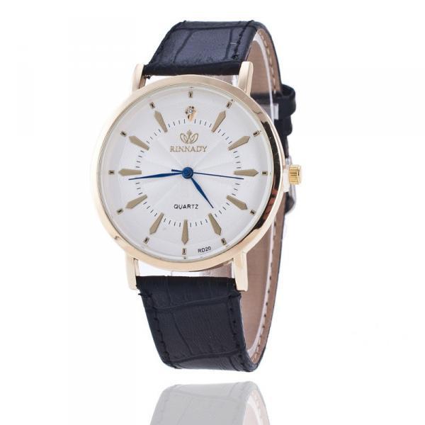 Мужские часы Rinnady черный ремешок mw9-02