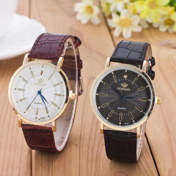 Мужские часы Rinnady коричневый ремешок mw9-03
