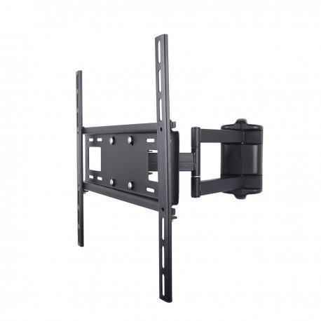Кронштейн Квадо К-255. Наклонно-поворотное (2 колена) настенное крепление для ТВ с VESA до 400х400мм