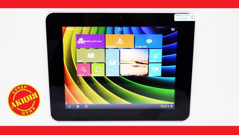 Планшет 8 дюймов SANEI N83 ALWINNER A13 8GB ANDROID 4.0.4