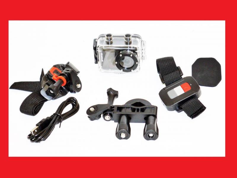 Экшн-камера  F40 Sportscam Full HD 1080P