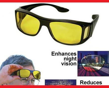 Очки HD Vision антибликовые для водителей