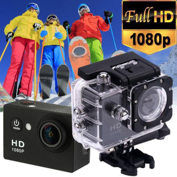 Action Camera Full HD D600