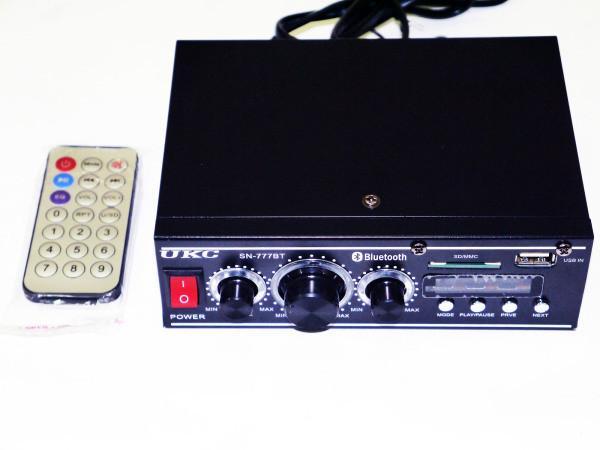 SN-777BT / AV-301B Bluetooth Стерео Усилитель звука