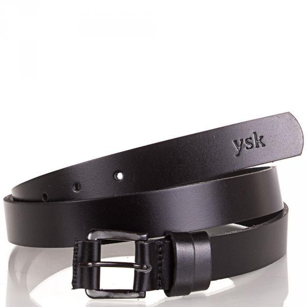 Ремень Y.S.K Ремень женский кожаный Y.S.K. (УАЙ ЭС КЕЙ) SHI240-2