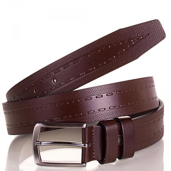 Ремень Y.S.K Ремень мужской кожаный Y.S.K. (УАЙ ЭС КЕЙ) SHI3044-10