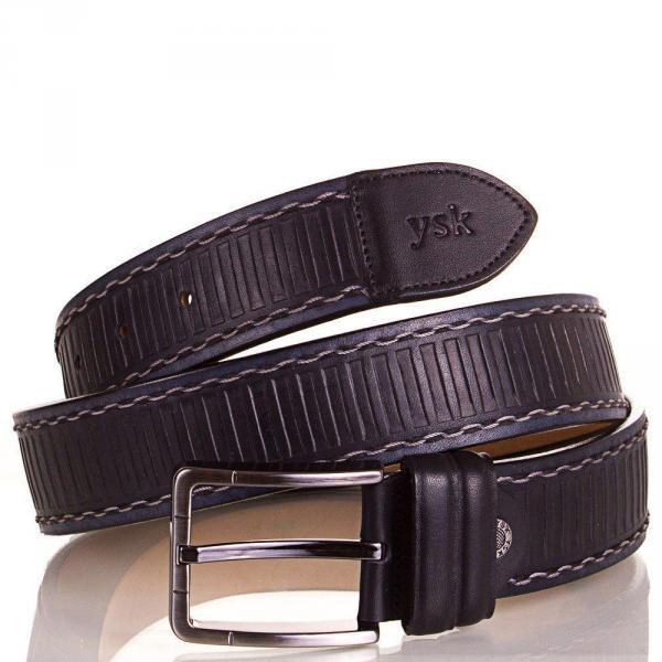 Ремень Y.S.K Ремень мужской кожаный Y.S.K. (УАЙ ЭС КЕЙ) SHI4085-2