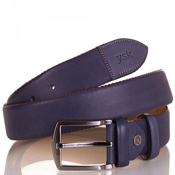 Ремень Y.S.K Ремень мужской кожаный Y.S.K. (УАЙ ЭС КЕЙ) SHI4030-6