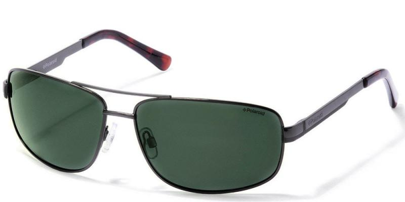 Солнцезащитные очки Polaroid Очки мужские с поляризационными линзами оригинал POLAROID (ПОЛАРОИД) P4314-KIH63RC