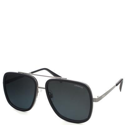 Солнцезащитные очки Polaroid Очки мужские с ультралегкими поляризационными линзами POLAROID (ПОЛАРОИД) P6033S-80757M9