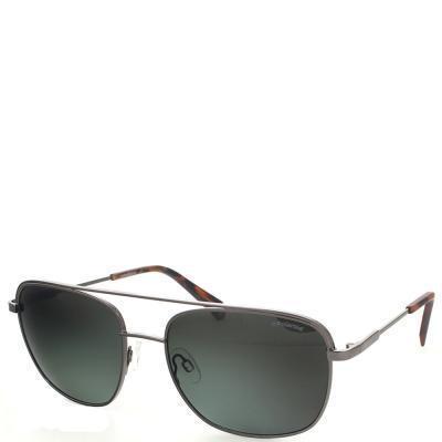 Солнцезащитные очки Polaroid Очки мужские с ультралегкими поляризационными линзами POLAROID (ПОЛАРОИД) P2056S-KJ158UC
