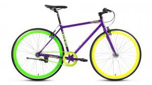 Фото  Велосипед Forward Indie Jam 1.0 (2017) фиолетовый 18