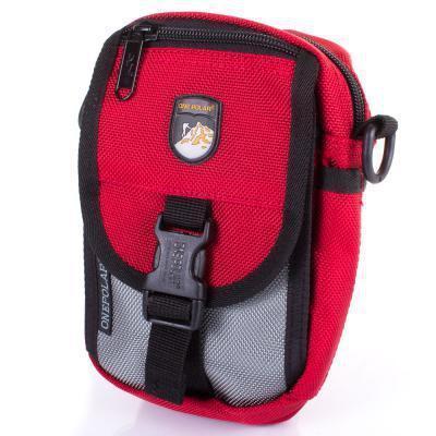 2af38c0cac0c Сумка спортивная Onepolar Мужская спортивная сумка ONEPOLAR (ВАНПОЛАР)  W3121-red