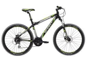 Фото  Велосипед Smart Machine 80 (2018) черно-бело-зеленый 20
