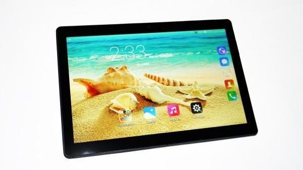 "Планшет-телефон Samsung Galaxy Tab 10,1"" 10 Ядер 2 Sim 4Гб/32Гб Android 6.0 Черный.  ( Реплика)"
