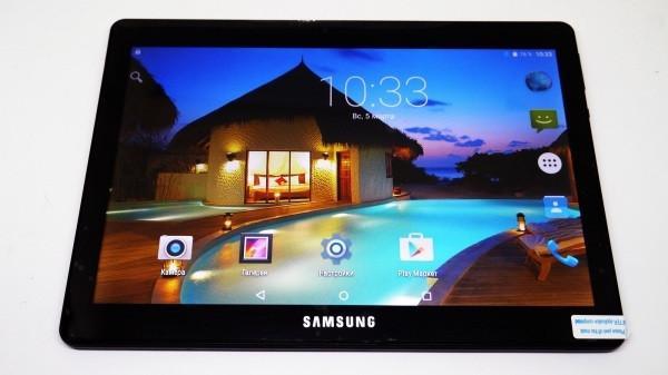 """10,1"""" Планшет-телефон Samsung Galaxy Tab 2Sim - 8Ядер+4GB Ram+32Gb ROM+GPS Розовый. (Реплика)"""
