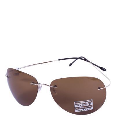 Солнцезащитные очки AUTOENJOY Очки для водителей мужские с поляризационными линзами коллекция PROFI AUTOENJOY (АВТОЭНДЖОЙ) AEJL03Sokol