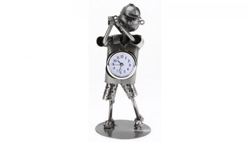 ПЖ Дядя с клюшкой часы