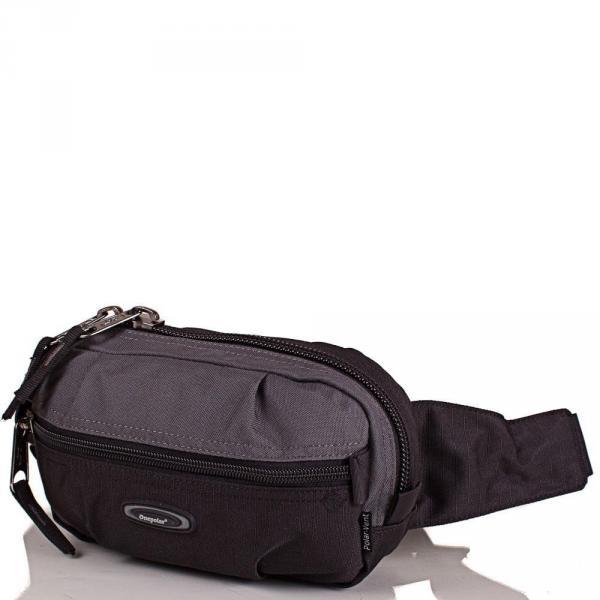Сумка поясная Onepolar Мужская поясная сумка ONEPOLAR (ВАНПОЛАР) W3001-grey
