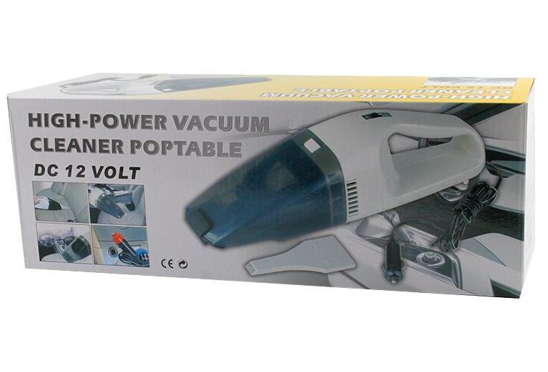 Мощный портативный вакуумный автопылесос JK-009B
