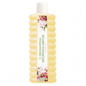 Фото Пена для ванн 500мл Піна для ванни з ароматом весняних квітів (500 мл)