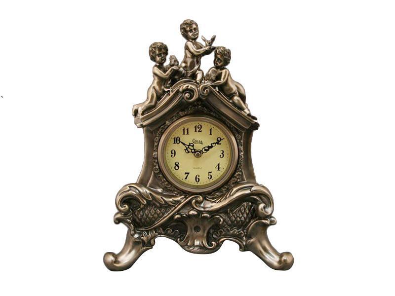 """Часы """"три ангела"""" кварцевые, 28х12.5х36 см, Lefard, 50-478"""