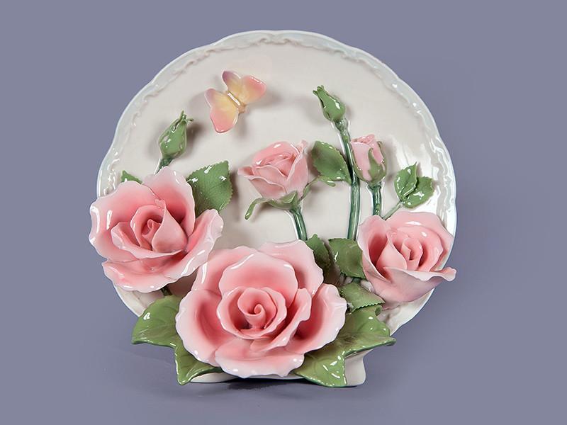 Декоративная тарелка, 20х13х19 см, Lefard, 461-223