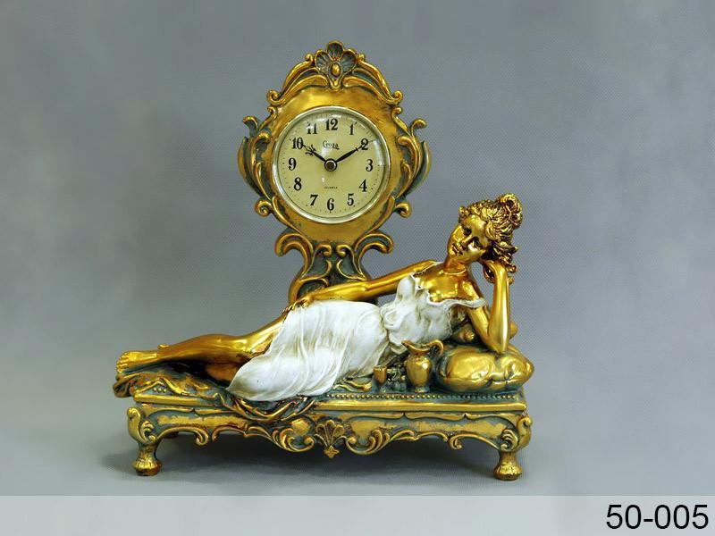 """Часы кварцевые """"нимфа"""" 30х16х30 см, Lefard, 50-005"""