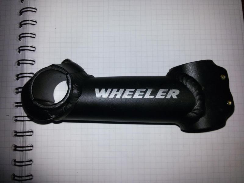Вынос руля Wheeler алюминиевый