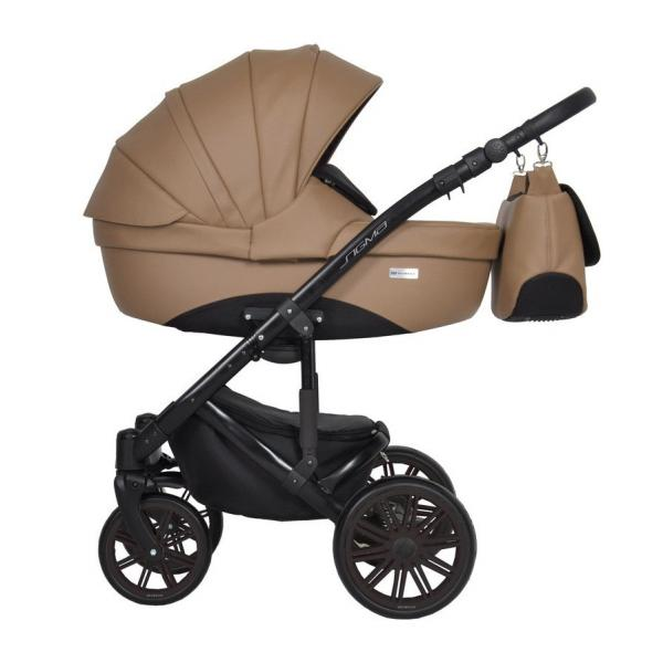 Детская универсальная коляска 2 в 1 Riko Sigma 03 Camel