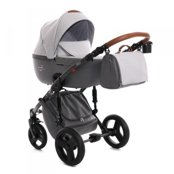 Детская универсальная коляска 2 в 1 Junama Modena 01